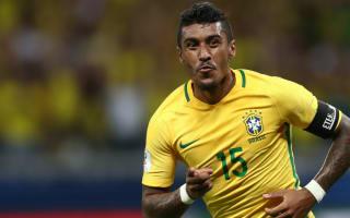 Uruguay 1 Brazil 4: Paulinho scores hat-trick as visitors close in on qualification
