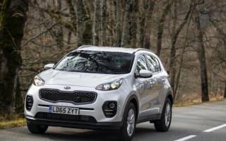 First Drive: Kia Sportage