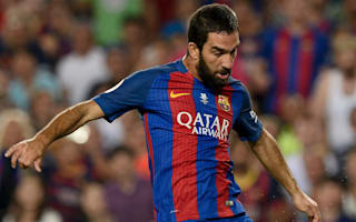 Barcelona 3 Sevilla 0 (5-0 agg): Arda at the double as Barca collect season's first silverware