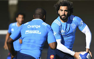 Huget back for France after lengthy lay-off