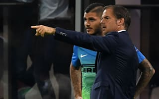Icardi fan feud damaging Inter - De Boer