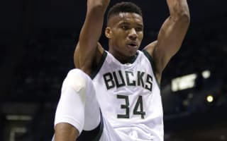 Antetokounmpo inspires Bucks, Spurs beaten
