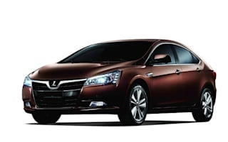 Taiwanese car launches at Moscow Motor Show