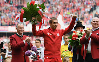 Bayern Munich 4 Freiburg 1: Robben stars as champions bid farewell to Lahm and Alonso