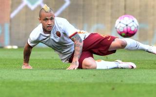 Nainggolan rules out Roma exit