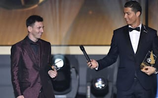 Messi, Ronaldo and Griezmann to battle it out for FIFA award