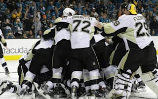 Penguins seal Stanley Cup with game six win over Sharks