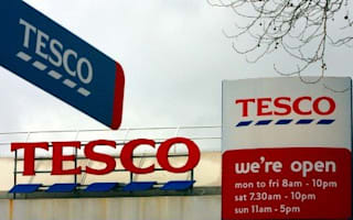 Motorists flock to fill up on Tesco petrol as price sign fails