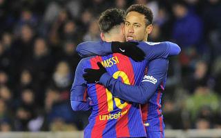 Real Sociedad 0 Barcelona 1: Neymar ends Anoeta curse