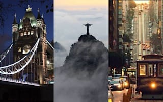 Pictures: Instagram's top geotagged cities of 2013