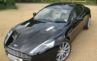 Road test: Aston Martin Rapide
