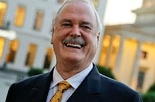 John Cleese: Trump supporters 'stupidest people you've ever met'