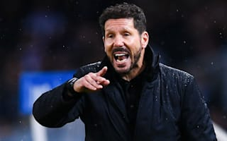 Simeone: No excuses for Atletico defeat