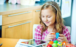 Majority of parents concerned about their children spending Easter glued to devices
