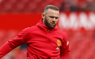 Dyche backs Rooney to replace injured Ibrahimovic
