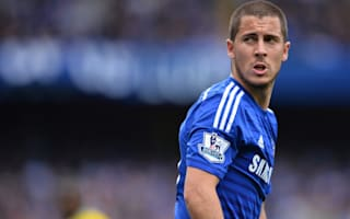 Hazard's struggles 'will be good for him', says Zola