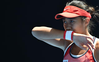 Seeds tumble as Zhang withdraws from Tianjin Open