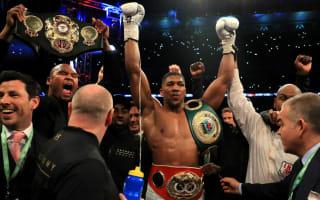 Joshua changed boxing with Klitschko victory - Tyson
