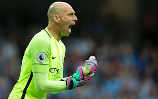 Caballero warns City over home form
