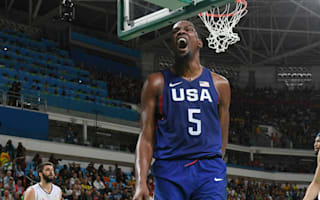 Rio 2016: USA storm to third consecutive basketball crown
