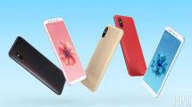 El nuevo Xiaomi Mi 6X llega con pantalla 18:9 y Snapdragon 660
