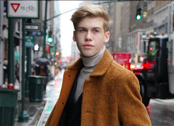 Aidan Alexander's gives us the exclusive look at this year's NY Fashion Week: Men's