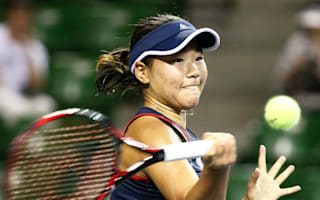 Hibino begins Tashkent defence with comfortable victory