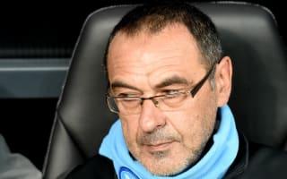 Sarri upbeat over Napoli performances