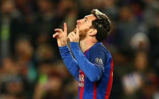 Luis Enrique: I don't dare predict if Messi will renew