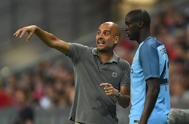 Man City must tell Guardiola to stop, says Toure's agent