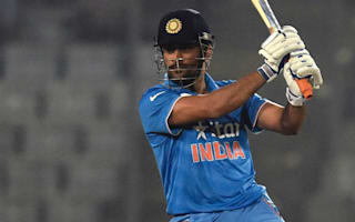 Dhoni blasts condition of Asia Cup pitches