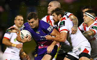 Broncos edge Dragons for two important points
