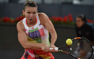 Halep stays on course for home success
