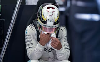 Hamilton upbeat despite hydraulic issue
