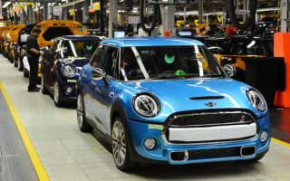 Production of new Mini five-door begins in Oxford