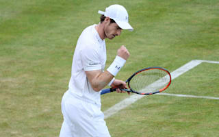 Murray downs compatriot Edmund at Queen's