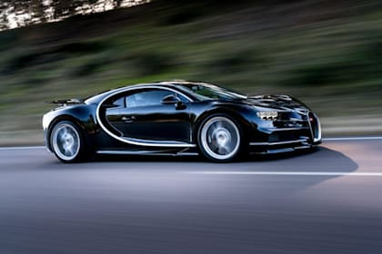 Bugatti opens overhauled London showroom