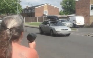 Nottinghamshire grandma catches out speeders with makeshift 'speed gun'