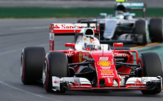 Vettel: Ferrari's aggressive strategy in F1 opener was wrong