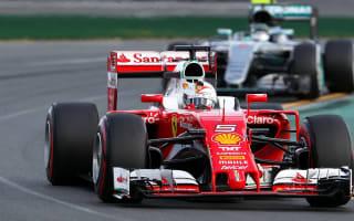 Vettel: Ferrari's aggressive strategy in F1 opener was wrong
