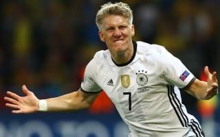 Fit-again Schweinsteiger revels in drought-ending goal