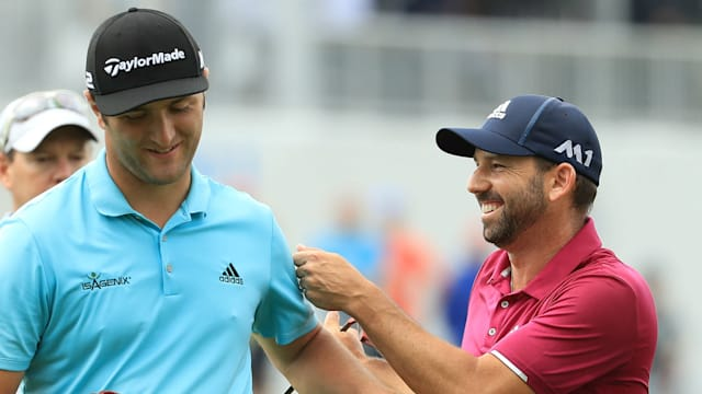 PGA: Trio tied for Colonial lead, Spieth 2 back