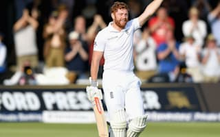 Bairstow rebuilds England innings with maiden Lord's century