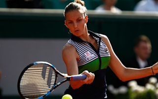 Pliskova fights back to see off Cepede Royg and reach quarter-finals