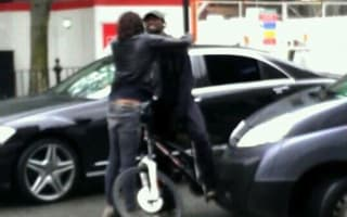 Russell Brand stops road rage incident... with hugs!