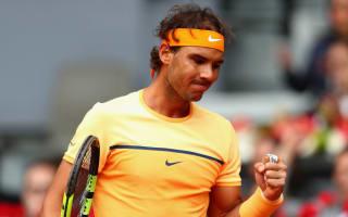 Nadal outclasses Kohlschreiber in Rome
