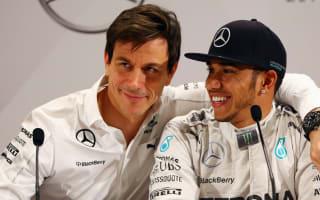 Wolff backs down from Hamilton sanction threat