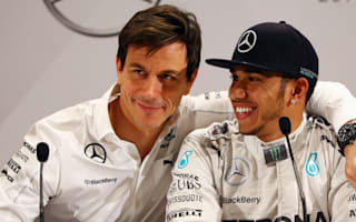 Wolff backs down from Hamilton sanction threat