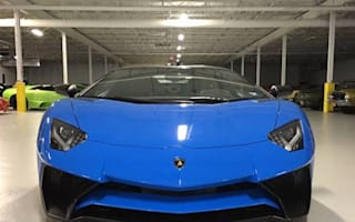 Aventador SV Roadster found on Craigslist