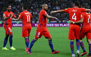 Super Sanchez and Chile thwarted by Germany but World Cup ambitions firmly on track